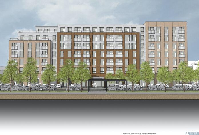Silbury Boulevard- Solstice Apartments MK - Grainger PLC