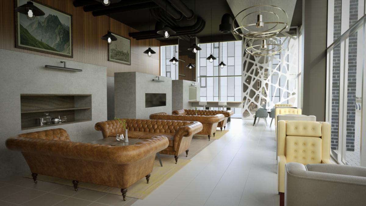 Plaza 1821, Liverpool - communal lounge - BTR News