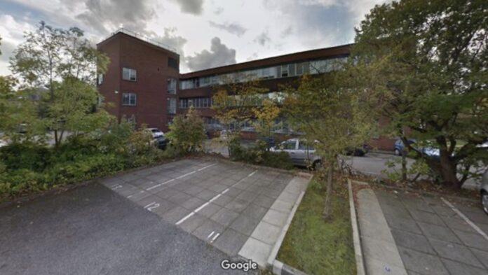 Job Centre Plus site, Manchester - credit, Google