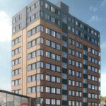 Knight House development, Birmingham