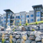 Soleil Lofts multifamily project, Herriman, Utah - external view
