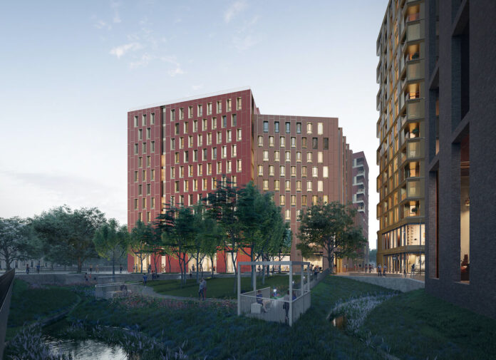Lewisham Gateway Phase 2 development - Get Living and Muse funding deal