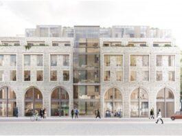 Melbourne Street Build to Rent scheme, Brighton