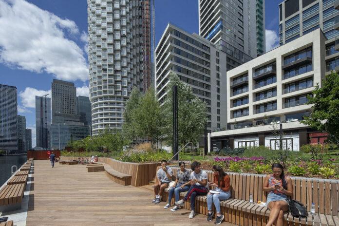 10 George Street Build to Rent scheme, Canary Wharf - Vertus | BTR News