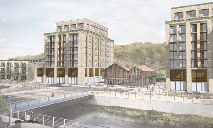 Kirkstall Forge development, Leeds - CEG | BTR News