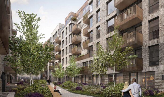 One Lime Street Build to Rent scheme, Dublin