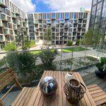 Angel Gardens courtyard - Moda Living | BTR News