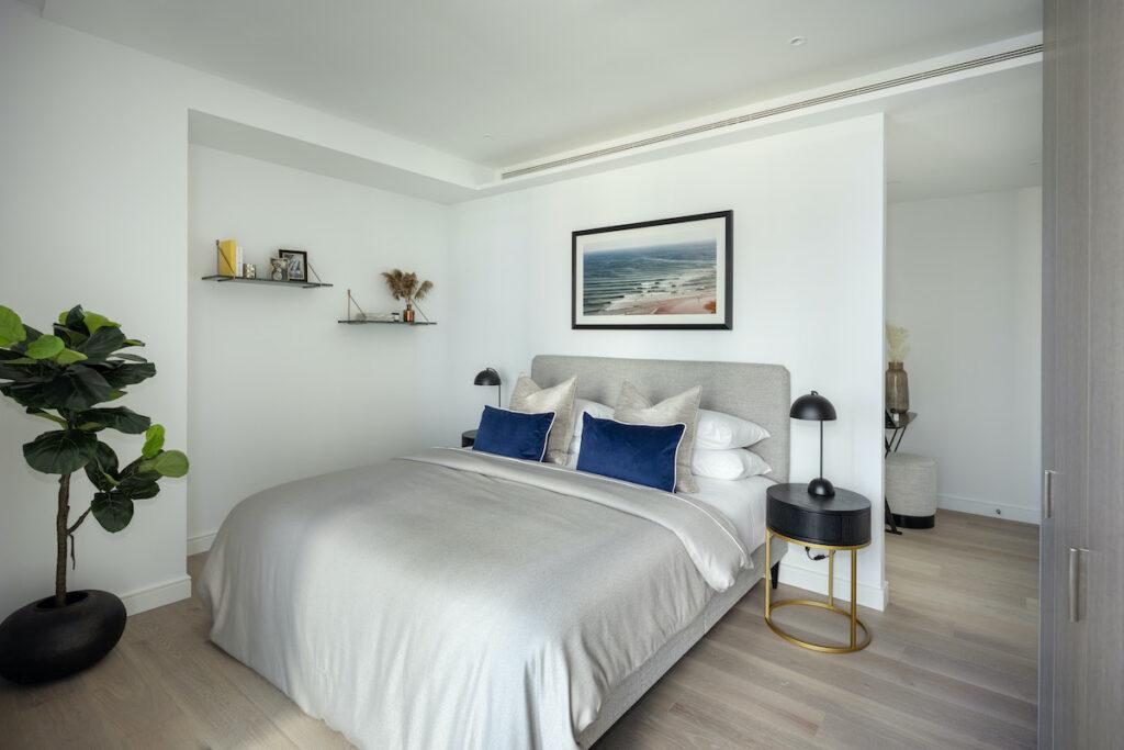 Bedroom at 8 Water Street, apartment 102 - Vertus | BTR News