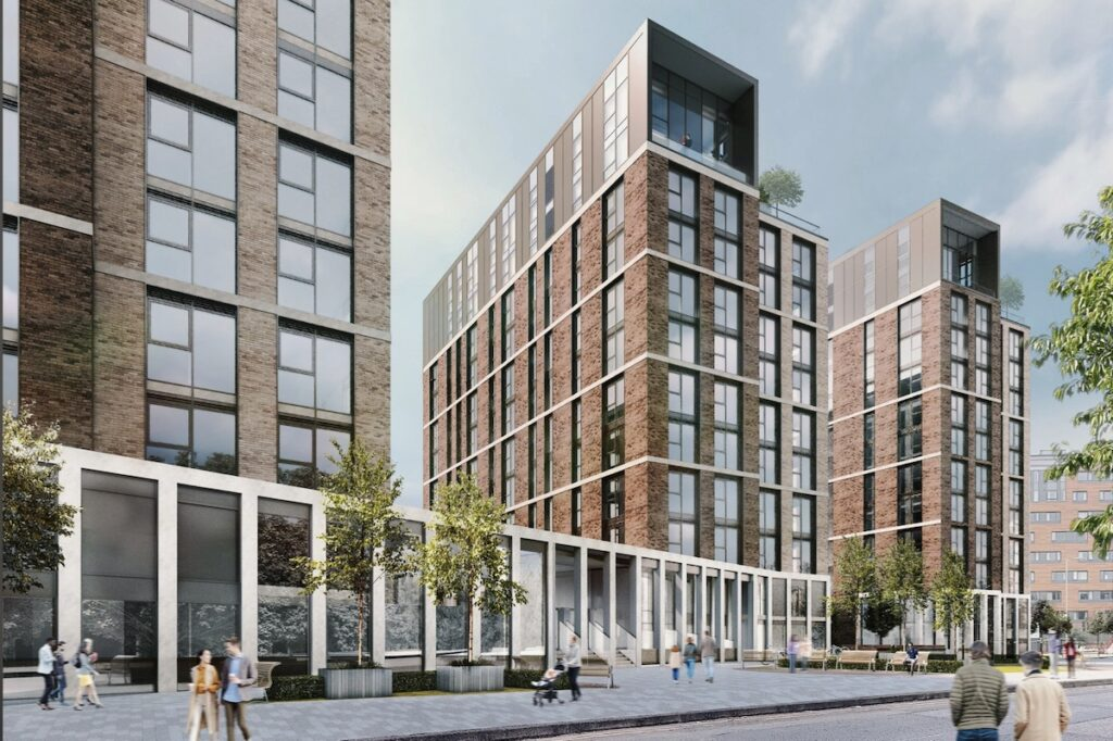 Kelvin Living Build to Rent development, Glasgow - KR Developements | BTR News