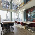 Moda private dining, Angel Gardens Build to Rent scheme | BTR News