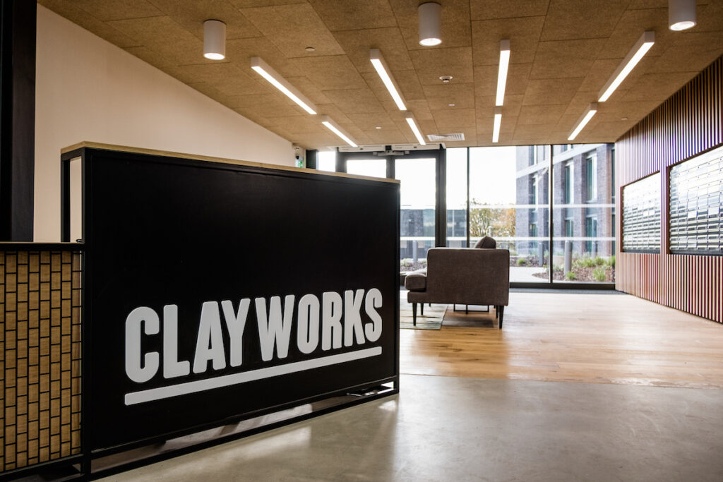 Smithfield's Clayworks BTR scheme reception and Hilton Garden Inn | BTR News