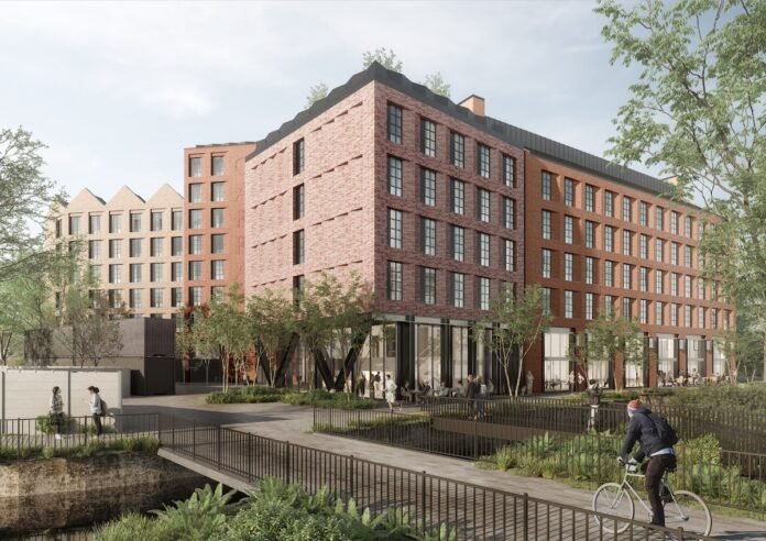 The Collective Earlsfield exterior view - DTZ Investors | BTR News