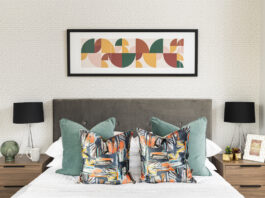 Bedroom - Veronica Rodriguez Interior Photographer - David Phillips   BTR News