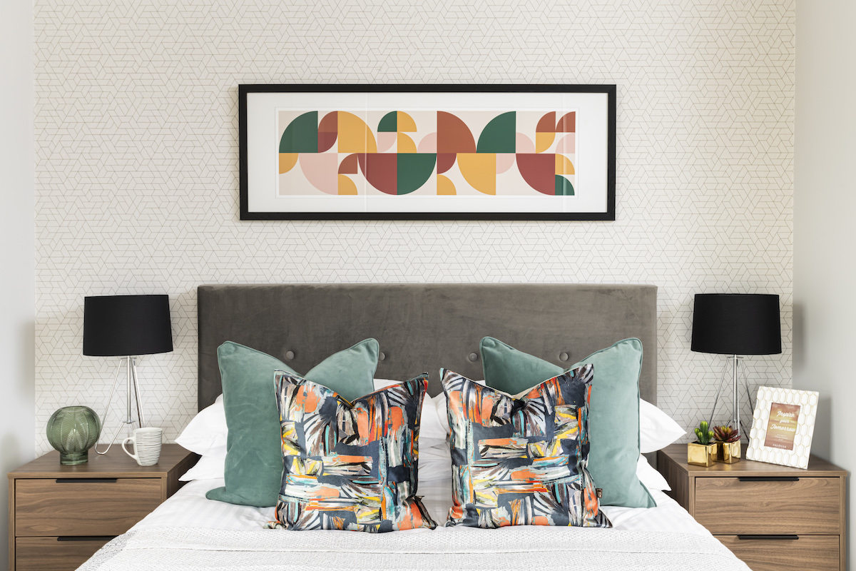 Bedroom - Veronica Rodriguez Interior Photographer - David Phillips | BTR News