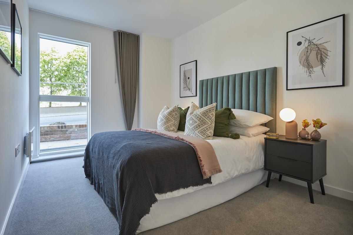 Wellbeing bedroom - David Phillips | BTR News
