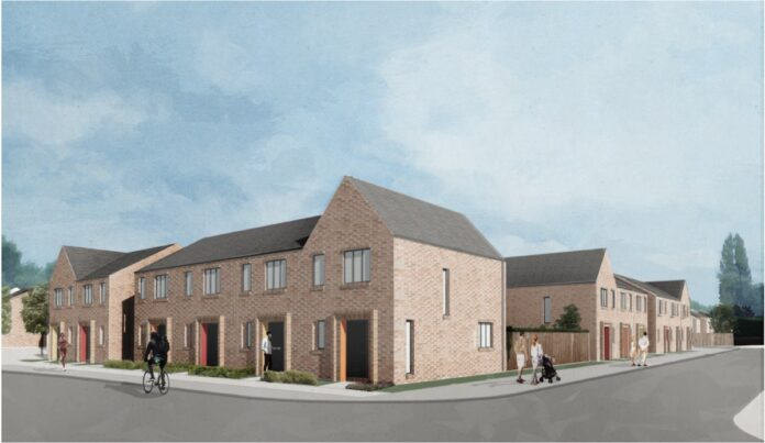 Woodland Rise Build to Rent scheme, Doncaster - Godwin Developments | BTR News