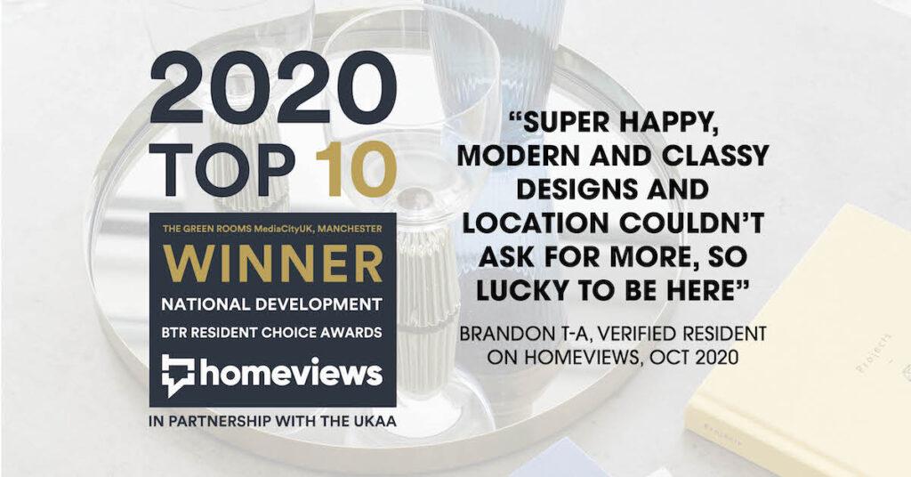 2020 HomeViews BTR Awards | BTR News