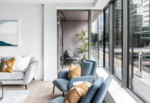 Canary Wharf Build to Rent furniture - Accouter | BTR News