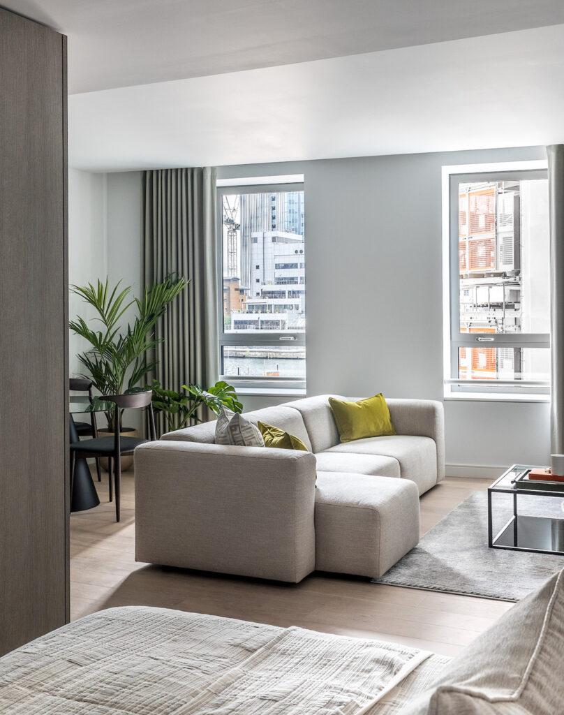 Canary Wharf's Build to Rent development - Accouter   BTR News