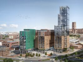 CGI of Norton Point scheme, Liverpool | BTR News