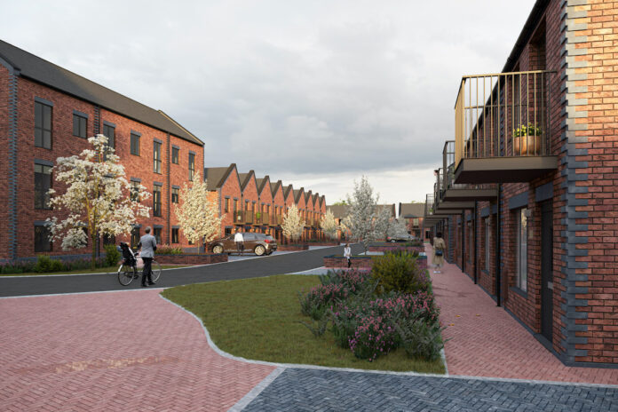 Cambridge Street Build to Rent scheme - Wise Living | BTR News