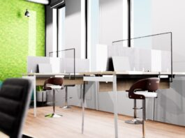 Covid render amenity space - Triadic Labs | BTR News
