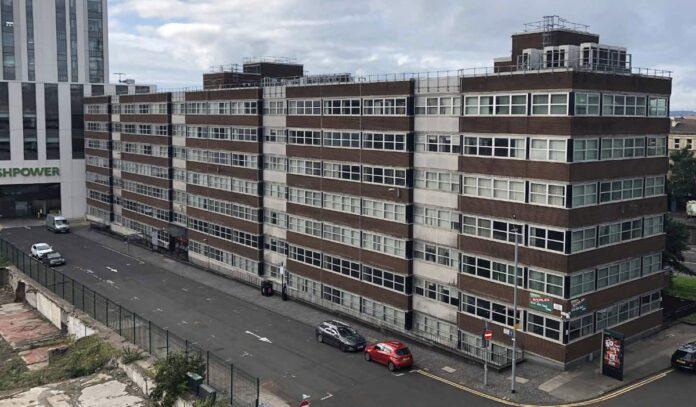 Glasgow's Portcullis House site - Watkin Jones   BTR News