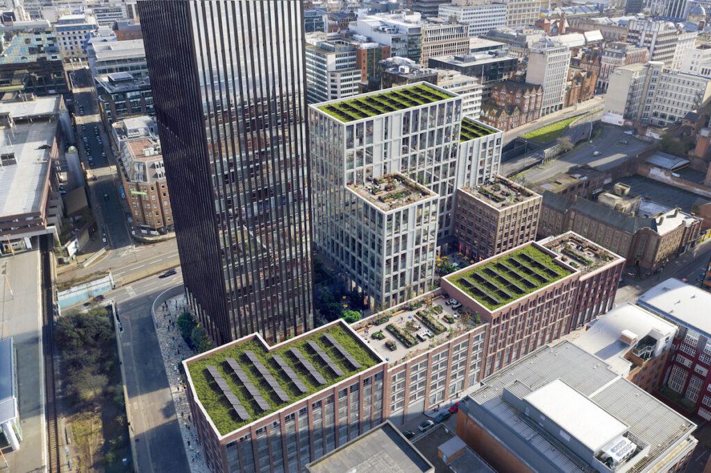 Great Charles Street Build to Rent scheme GCS, Birmingham - Moda Living | BTR News