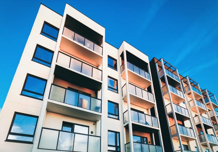 Modern residential building - BNP Paribas | BTR News