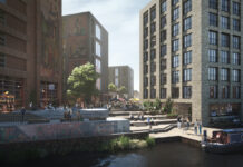 HUB, Bordesley Junction, Canalside (shedkm architects + Uniform) | BTR News