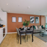 Show flat at The Filaments, Salford - Grainger plc | BTR News