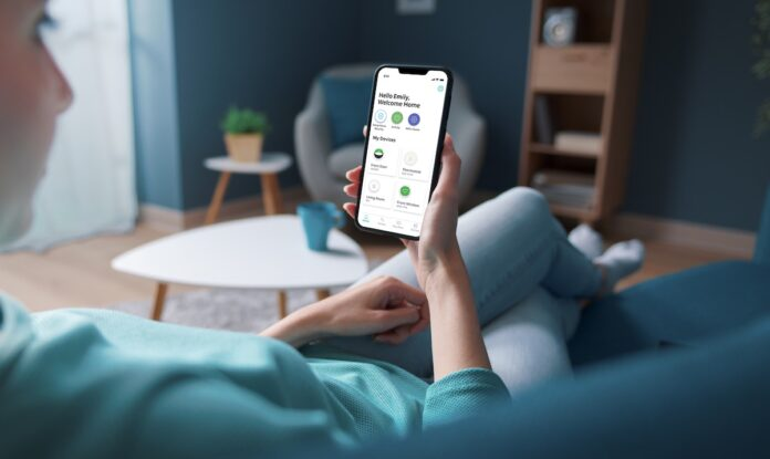 A complete smart home experience using connected devices - SmartRent   BTR News