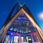 Ten Degrees Build to Rent scheme entrance - Greystar | BTR News